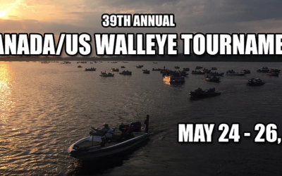 Canada/U.S. Walleye Tournament