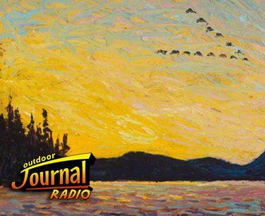 Radio Interview Outdoor Journal–Angelo Viola