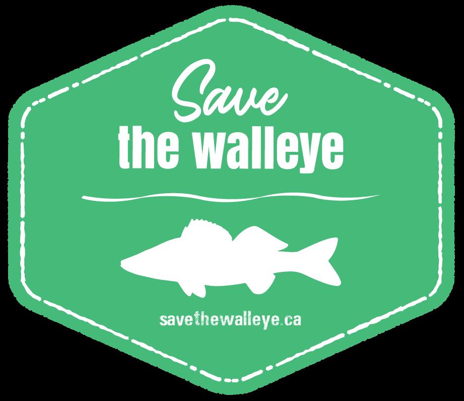 Save the Walleye logo